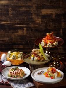 天成飯店集團 華山町餐酒館 火山卷料理 2